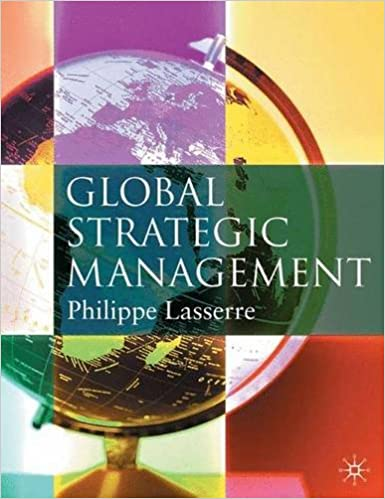 Global Strategic Management Book