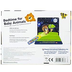 Baby Einstein: Bedtime for Baby Animals (Play-A-Sound)