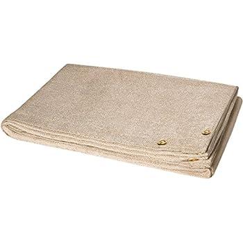 Steiner 372-40R Tough Guard 18-Ounce Heat Cleaned Fiberglass Welding Blanket 40 x 50-Yard Tan