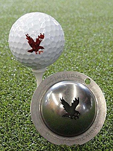 (Tin Cup Double Eagle Golf Ball Custom Marker Alignment Tool)