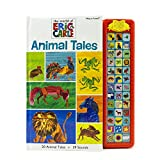 img - for World of Eric Carle, Animal Tales Sound Storybook Treasury - Play-a-Sound - PI Kids book / textbook / text book