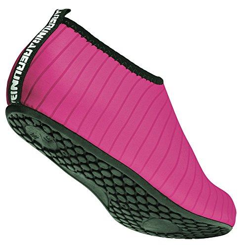 Barerun Beach Pool Socks Women Red Swim Sports for Rose for Barefoot Surf Yoga Shoes Dry Aqua Quick Water Men fPfwrvq