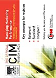 img - for CIM Revision Cards: Managing Marketing Performance (Official CIM Revision Cards) book / textbook / text book