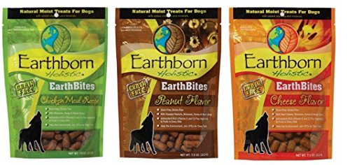 Earthborn Holistic EarthBites Grain-Free...