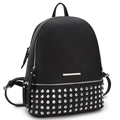 Galleon - Dasein Casual Backpack Purse School Bag Vegan Leather Shoulder  Bag Designer Daypack Tote For Womens Girls fcc593122c
