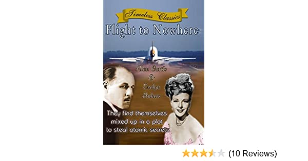 Amazon Com Flight To Nowhere  By Alan Curtis Movies Tv