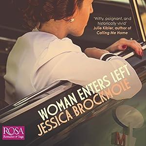 Woman Enters Left Audiobook