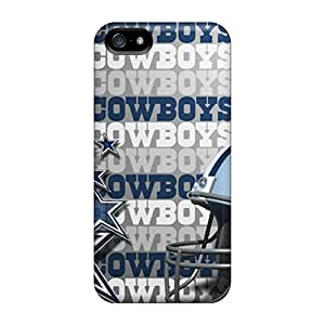 New Arrival WTQ550lirv Premium Iphone 5/5s Case(dallas Cowboys)