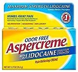 Aspercreme with Lidocaine, 2.7 Ounce