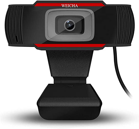 1080P HD Webcam with Microphone