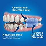 DenTek Comfort-Fit Dental Guard For Nighttime Teeth Grinding, packaging may vary