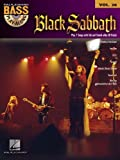 Bass Play Along Volume 26 Black Sabbath ...