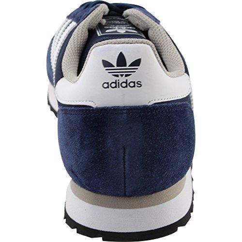 Adidas Originals Mens Haven Collegiate Navy / Calzature Bianco / Granito Chiaro 10 D Us