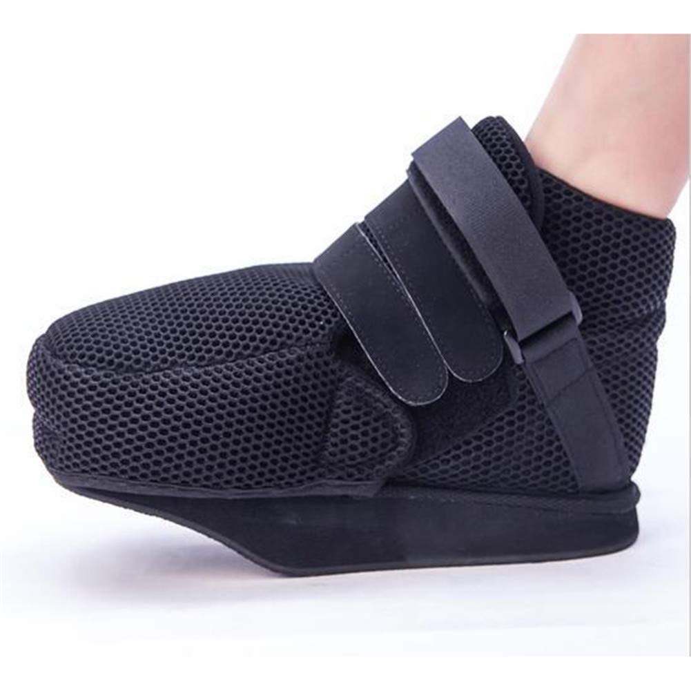 WLIXZ Post Op Shoe, Toe Postoperative Rehabilitation Shoes, Forefoot Decompression Shoes, Lightweight Medical Walking Boot,XS