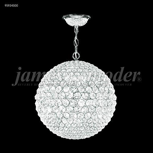 James R Moder 95934S00 Sun Sphere Europa Collection - STRASS Swarovski Crystal Sun Sphere ()