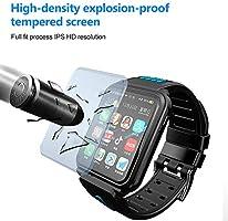 MROSW 4G LTE Inteligente Reloj/Niños/Estudiante Smartwatch Reloj ...
