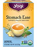 Yogi Tea, Stomach Ease, 16 Count, Packaging May Vary