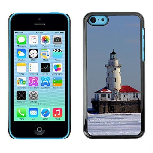 Premio Sottile Slim Cassa Custodia Case Cover Shell // F00025143 Port phare // Apple iPhone 5C