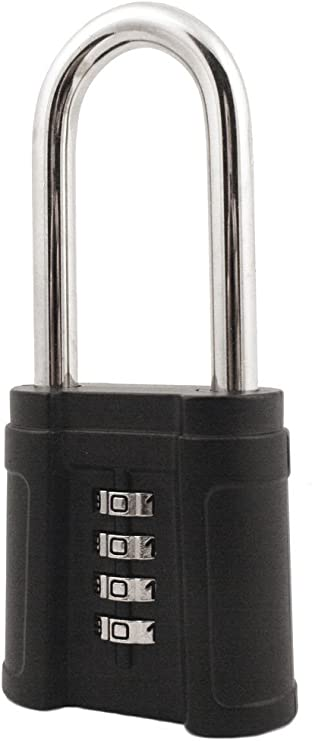 Weather Resistant Security Padlocks –Outdoor Secure Gate Lock– Shed Stables Farm