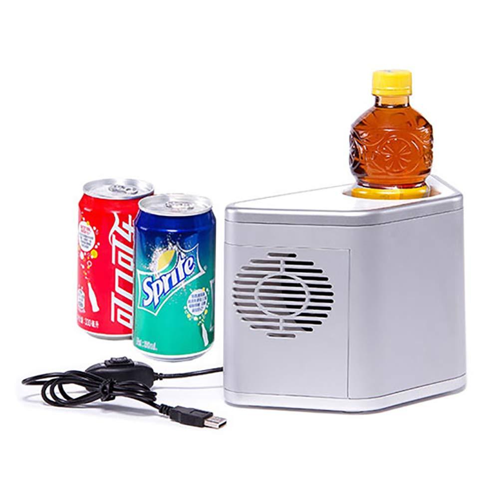 DLDL Coca Cola Mini Refrigerador y USB Refrigerador para automóvil ...