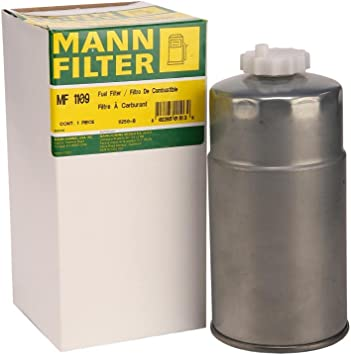 Amazon.com: Mann Filter MF 1109 Fuel Filter: AutomotiveAmazon.com