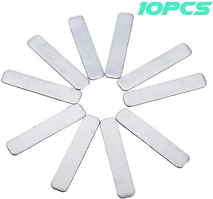 10 unidades de cinta con peso de plomo para palos de golf, pala de ...