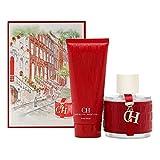 ch women - CH for Women by Carolina Herrera Gift Set - 3.4 oz EDT Spray + 6.7 oz Body Lotion