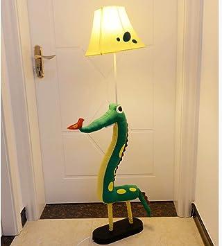 New Crocodile Creative Floor Lamp Table Lamp Cartoon Kids Bedroom Lighting
