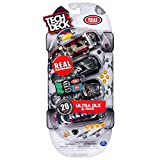 Tech Deck Ultra DLX 4 Pack 96mm Fingerboards - Real Rip 'n Dip Skateboards 20th Anniversary Special Edition
