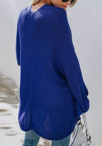 Pull Vertvie Tricot Long Cardigan Femme axwAqvgS