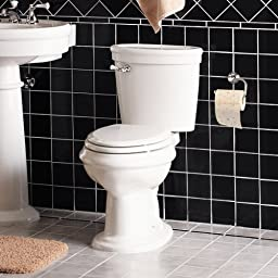 American Standard 4396.016.222 Standard Collection Toilet Tank, Linen