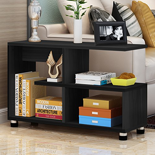 Tribesigns Side Table with Storage, Simple Morden Style End