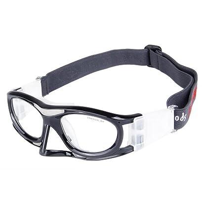 279a8ab65e Amazon.com   EnzoDate Flexible Children Basketball Goggles for Boys ...