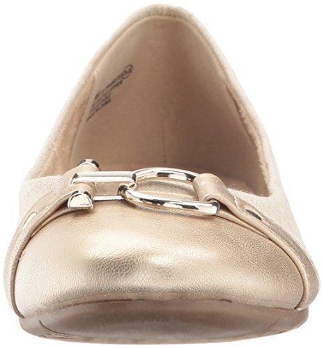 A2 Da Aerosol Womens Ultrabrite Balletto Oro Piatto Combo