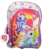 My Little Pony Friends Let's Fly A Kite Backpack Large Rainbow