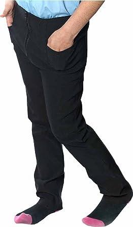 Girls School Trouser Lady Work Smart Office Black Size Adult 8-16 /& 9-16 Year UK