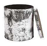 Surreal B90-COOLER 90 Quart Birch Outdoor Cooler/Planter