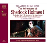 The Adventures of Sherlock Holmes: The Speckled Band, the Adventure of the Copper Beeches, the Stock-Broker's Clerk, the Red-Headed League (Classic Literature with Classical Music)