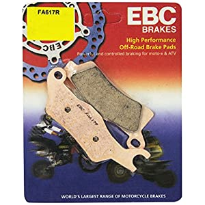 EBC Brakes FA617R R Series Sintered Disc Brake Pad