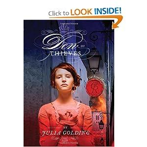 Den of Thieves (Cat Royal Adventure) Julia Golding