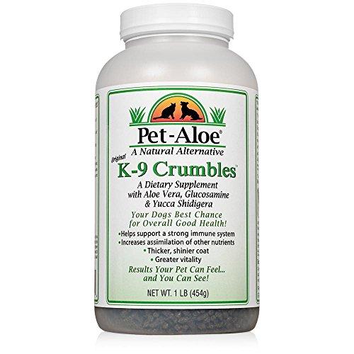 Pet-Aloe Crumbles (1 LB) (Foods Aloe)