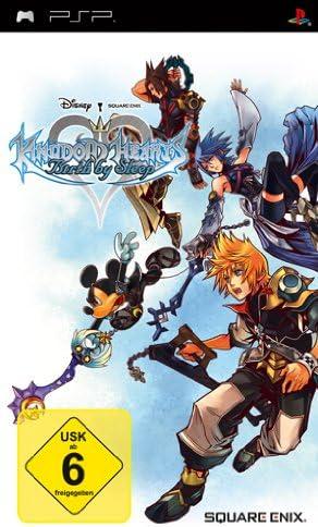 Kingdom Hearts Birth by Sleep [Importación alemana]: Amazon.es: Videojuegos