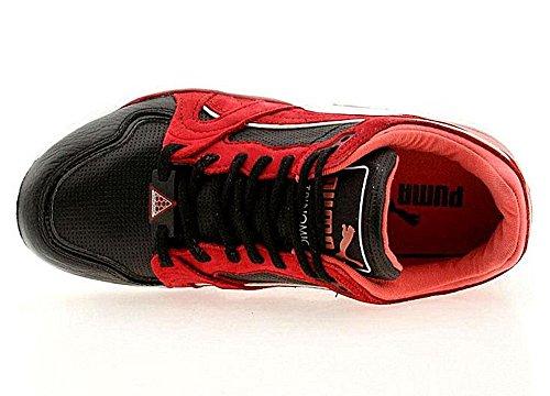 Puma Ftrack XT1 Lthr Perf para Hombre de Color Rojo - 45 EU