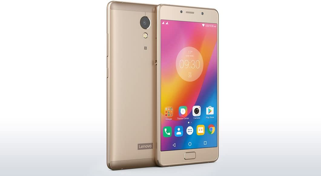 LENOVO Smartphone Modello P2 PA4N0107IT 32GB Italia Gold: Amazon ...