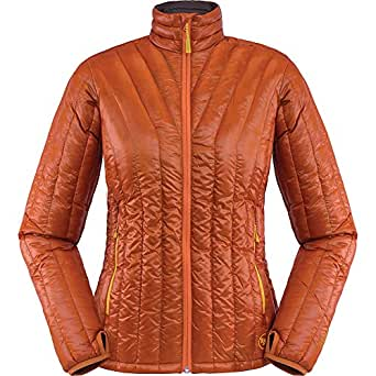 Big Agnes Hole In The Wall Jacket - Women's Pumpkin/Chestnut Medium