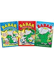 Babar 3-Pack DVD Collection - Babar The Complete First Season / Babar Best Friends Forever / Babar School Days