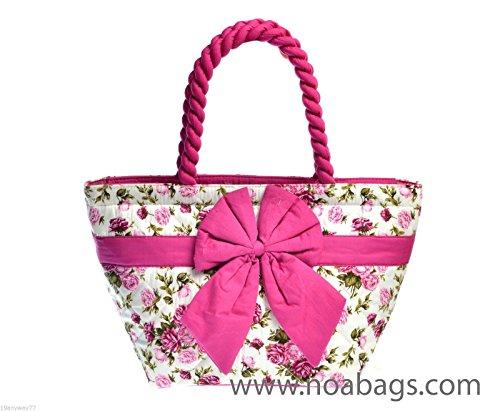 naraya-bags-small-summer-handbag-boat-shaped-vintage-flowered-of-pink-roses