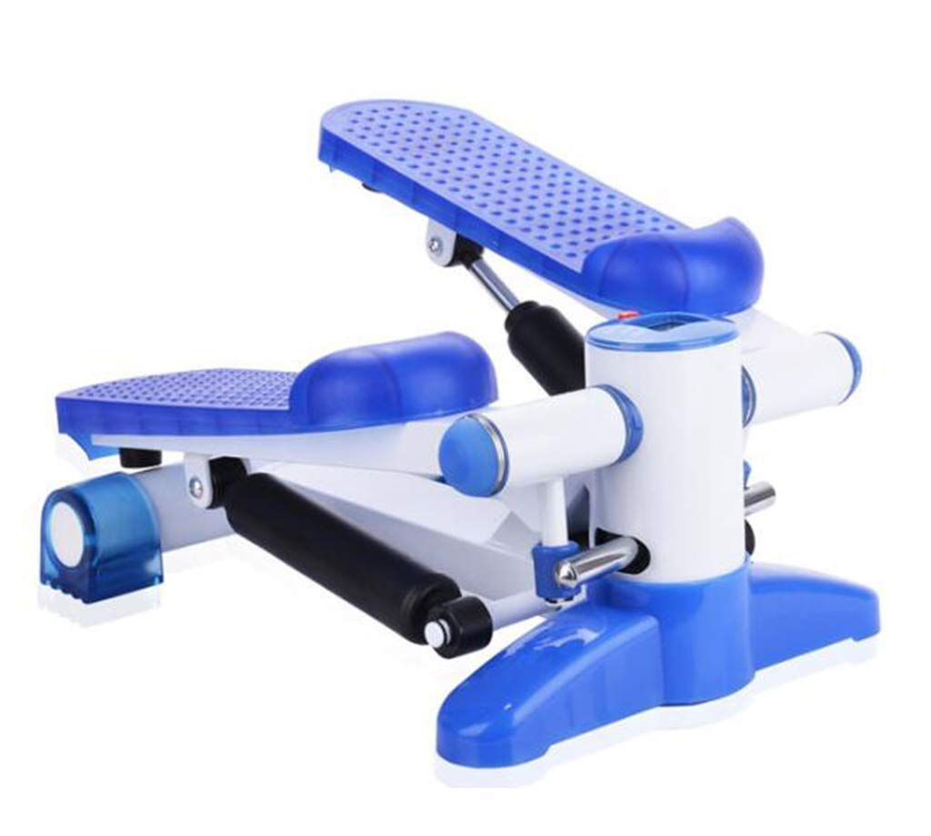 Stepper,Aerobic Fitness Exercise Machine Home Mute Stepper, Hydraulic Mute Stepper Aerobic Torque with Adjustable Resistance Band by Tabuji (Image #1)