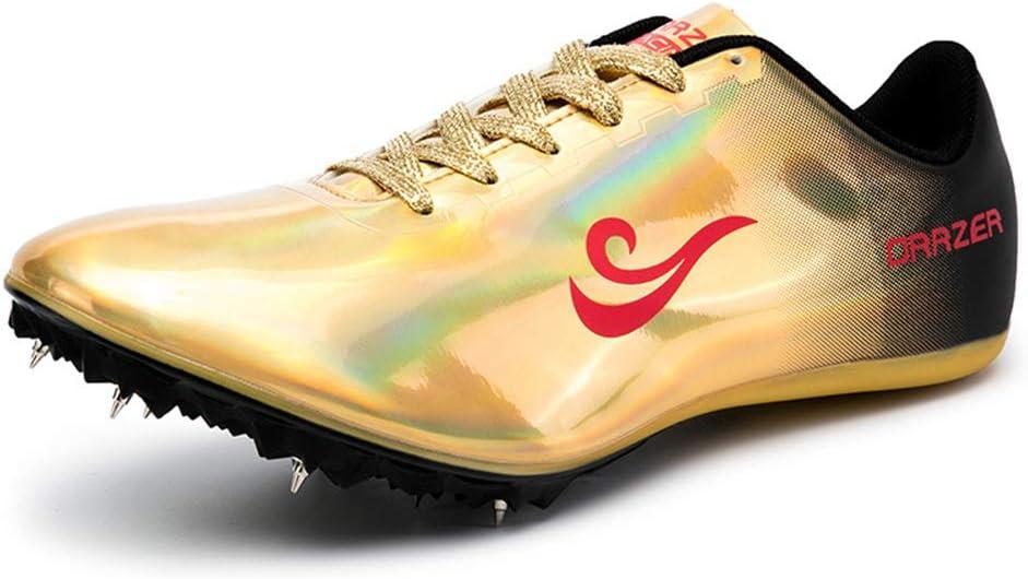 MIKLL Zapatillas Running Hombre,Zapatillas Deportivas para Correr Usar Deporte Moda Casual Aire Libre Corriendo Respirable Deportes Zapatos Botas de Spike Profesionales Hombre Adulto Training