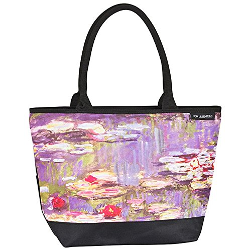 Bag Occasione Monet Claude Von Lilienfeld Waterlily Shopping Arte qYRvAE